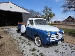 100 1955 Dodge Truck For Sale C3 FiveWindow Pickup Pickup S 1958