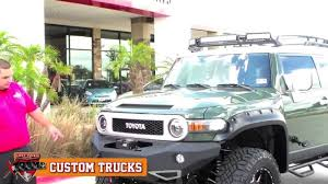 Toyota FJ Cruiser Upgrade | Lifted | Off Road Test - YouTube