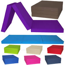 shikibuton trifold foam beds great for sleepovers or guest beds