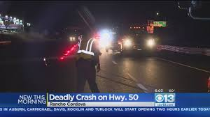 100 Cordova Truck Driver Dies After Crash Into Work On Highway 50 In Rancho