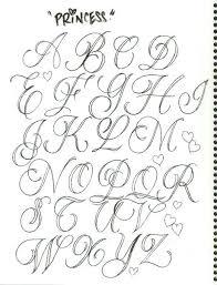 Cursive Letters Font Cursive Capital Letters Font Cursive Font