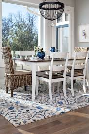 Comstock Extending Table And 4 Side Chairs In 2019 | Dining ... Refinished Solid Oak Farmhouse Table With 6 Chairs 2 Leaf Ding Fniture In A Range Of Styles Ireland Dfs Rugs 101 The Best Size For Your Room Rug Home 30 Decorating Ideas Pictures Of Inviting Blue Lamb Furnishings Round Vintage Dropleaf Table Total Kenosha Wi Lets Settle This Do Belong In Kitchen Amish Sets