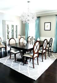 Dining Table Carpet Fine Decorations Room Ideas Excellent Rug Under
