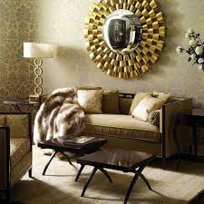 Photo 2 Of 8 Decorative Mirror On Living Room Wall Marvelous Decor Ideas Good Looking