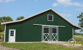Pre-fabricated Metal Agricultural Buildings | Miracle Truss 10 Prefab Barn Companies That Bring Diy To Home Building Dwell Kits For 20 X 30 Timber Frame Cabin Jamaica Cottage Shop Barns Miniature Horses Small Horse Horizon Structures New England Style Post Beam Garden Sheds Country Pre Built 2 Car Garage Xkhninfo Prebuilt Storage Llc Facebook Exteriors Fabulous Modular Homes Farmhouse Dakota Buildings High Amish From Bob Foote Stall Grills Doors How To Build Tiny Homes Cabins And Sheds At The Seattle Show Curbed