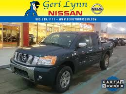100 Craigslist New Orleans Cars And Trucks Nissan Titan For Sale In LA 70117 Autotrader