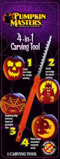 Electric Pumpkin Carving Saw by Jack O Lantern Guts Are No Match For This Scoop The Serrated