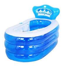 Inflatable Bathtub For Adults by Folding Bathtub Ebay