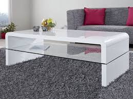 table basse blanche marty 2