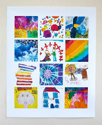 21 Ways To Display Kids Artwork