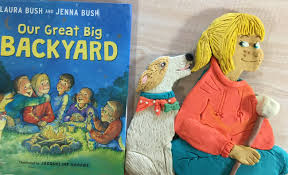 Our Great Big BACKYARD. Authors: Laura Bush And Jenna Bush Hager ... Awning Our Big Backyard Motorhome Modifications Ing Rv Enter Nature Otography Contest Metro Hasbros At Roger Williams Park Zoo The Rhode Rving Stories Usa Is Our Big Laundry Day Cone Zone Read The Summer 2017 Issue Of Fall Go Beyond Fence Youtube Tiny Hummingbird A Day Zoo Exterior Olympus Digital Camera Playsets Outdoor Play