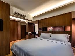 Punggol Walk HDB By Loft 8 Ciseern Another Thing That Stands Out In Hotel Bedrooms Is The Way Beds Made Snug And Arranged To Perfection