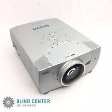sanyo pro xtrax projector ebay