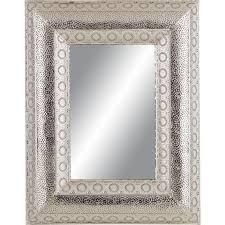 spiegel in silber ein gruß aus dem orient wandspiegel