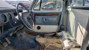 100 Antique Dodge Trucks Junkyard Find 1984 Ram 150 Royal SE With SlantSix Engine