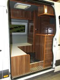 Panel Van Race Conversion Motocross Motorhome Self Build Sprinter Crafter