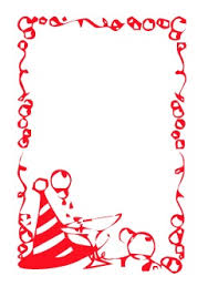 Border clipart new years Clipart Collection
