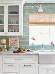 backsplash ideas awesome blue kitchen backsplash tile blue
