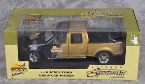 1 18 Scale Ford Crew CAB Pickup | EBay