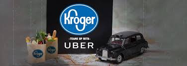 Kroger Teams Up With Uber to fer Grocery Home Delivery Service