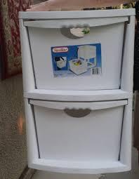 Sterilite 2 Shelf Utility Cabinet by Sterilite 2 Drawer Chest Of Drawers