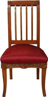 casa padrino barock hochlehner esszimmer stuhl bordeaux braun hochlehnstuhl möbel