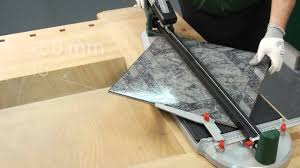 Ishii Tile Cutter Manual by The Bosch Ptc 470 And Ptc 640 Tile Cutters Youtube