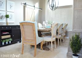 Modern Rustic Dining & Living Room ORC Dining Room Reveal