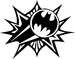 Fireman Pumpkin Carving Stencils by Batman Vinyl Decal Measures Approximately 7x5 5 Available In