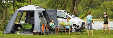 And Smaller Motorhomes Like Panel Van Conversions Know How Useful It Is To Have The Extra Living Bedroom Space Provided By A Drive Away Awning