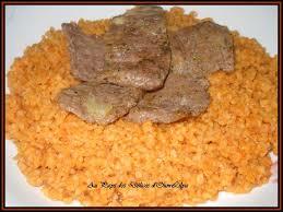 comment cuisiner du boulgour boulghour turc et émincé de boeuf au pays des délices d oumlilya