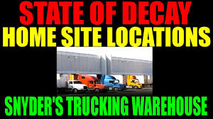 State Of Decay Potential Home Site Locations | Snyder's Trucking ... State Of Decay Yose Bd Lone Wolf Mod Lv50 Ep01 Snyders Trucking Comment 1 For Statewide Truck And Bus Regulation 2008 Truckbus08 Britt Colley Do You Need Inland Marine Coverage Black Magic Llc 14 Photos 3 Reviews Transportation Decayfor Pc 2 Tips Tricks Merit Coba Snyder Warenhaus Wiki Fandom Powered By 1979 Linkbelt Ls98tl Yarder For Sale Kamiah Id 9431600 Of Potential Home Site Locations Cardio Wikia How Anyone Can Get A Business Contract Schneider Cdl Traing Best Image Kusaboshicom