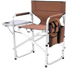 Ming's Mark Stylish Camping Brown Full Back Folding Director's Chair ... Directors Chairs With Folding Side Table Youtube Mings Mark Stylish Camping Brown Full Back Chair Costway Compact Alinum Cup Deluxe Tall Director W And Holder Side Table Cooler Old Man Emu Adventure 4x4 With Black 156743 Rv Outdoor Meerkat Bushtec Heavy Duty Marquee Alinium Home Portable Pnic Set Double Chairumbrellatable Blue Shop Outsunny Steel Camp