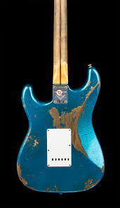 Fender Custom Shop 50s Super Faded Aged Heavy Relic Stratocaster