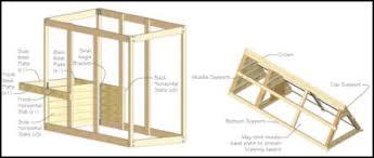 free chicken coop plans 8 x 8 foot wooden chicken coop