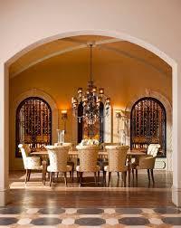 15 Exquisite Mediterranean Dining Room Designs