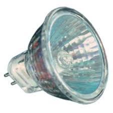 12 volt 10 watt mr11 open front dichroic halogen reflector light bulb