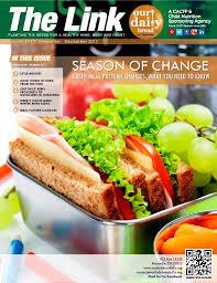 newsletter cuisine the link newsletter