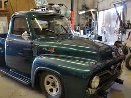1955 Ford Truck - Dales Customs And Restorations 1955 Ford Pick Up Street Rod Youtube Panel Truck Hot Network Pickup Stock Photos Mikes Musclecars On Twitter F100 Pick Up For Sale 312ci Resto Mod F1201 Louisville 2016 Hits All The Right Nostalgic Notes Fordtruckscom Ford 27500 Pclick Custom W 460 Racing Engine 2107189 Hemmings Motor News