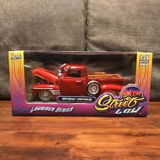 100 Low Rider Truck Jada Toys Stleet Low 124 1951 Chevy 3100 Pick Up Chevy