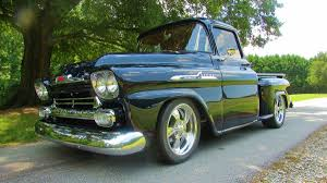 1958 Chevrolet Apache For Sale #2125646 - Hemmings Motor News 1958 Chevrolet Apache Stepside Truck Connors Motorcar Company Very Nice Pick Up 31 Fleetside Pickup 3a3134 The Dream Catcher Rmd Garages 58 Chevy Street Trucks Classic For Sale 4788 Dyler Cars Michigan Muscle Old Car Hd Youtube Classiccarscom Cc1025612 With A Twinturbo Ls1 Engine Swap Depot Sale Hrodhotline Apache Drag Truck Tribute Pro Street Bagged Old