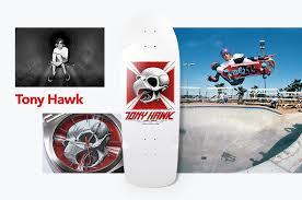 Powell Peralta Tony Hawk Skateboard Decks by Nixon X Bones Brigade A Limited Edition Collection Of Watches