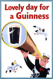 Lovely Day For A Guinness 1956 England