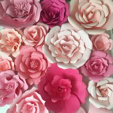 cardstock paper flower Roho 4senses