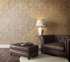 tapete vlies patina braun gold metallic 31646