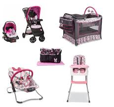 Minnie Mouse Complete Baby Gear Bundle Collection Set | New ... Disney Mulfunctional Diaper Bag Portable High Chair 322 Plastic Garden Yard Swing Decoration For Us 091 31 Offhot Sale Plasticcloth Double Bedcradlepillow Barbie Kelly Doll Bedroom Fniture Accsories Girls Gift Favorite Toysin Dolls Mickey Cushion Children Educational Toys Recognize Color Shape Matching Eggs Random Cheap Find Deals On Line Lego Princess Elsas Magical Ice Palace 43172 Toy Castle Building Kit With Mini Playset Popular Frozen Characters Including Chair Girls Pink 52 X 46 45 Cm Giselle Bedding King Size Mattress 7 Zone Euro Top Pocket Spring 34cm Badger Basket Pink Play Table Cversion Neat Solutions Minnie Mouse Potty Topper Disposable Toilet Seat Covers 40pc