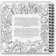 Appointment Wynwood Coloring Book Second Edition2
