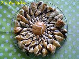 gateau feuillete soleil gâteaux et pâtisseries site culinaire