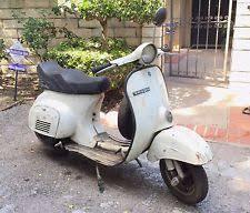 Vespa Scooter Rare 1967 Vintage True Italian Classic