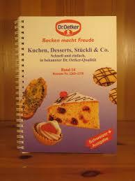 backen macht freude kuchen desserts